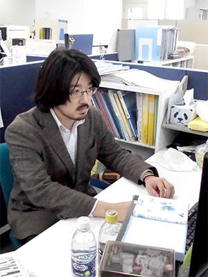 本社 設備設計部 大和田孝史
